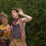 "Autolycus in ""The Winter's Tale"" with Vermont Shakespeare"